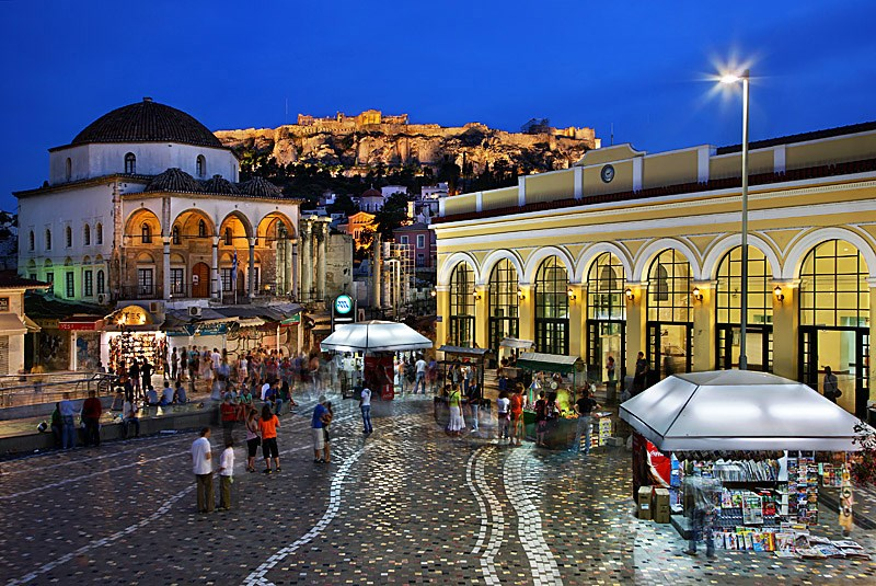 Athens, Plaka and Monastiraki - 2