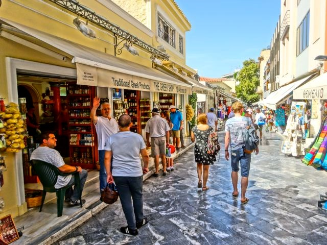 Athens, Plaka and Monastiraki - 8