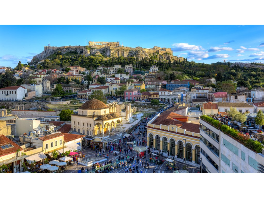 Athens, Plaka and Monastiraki - 0