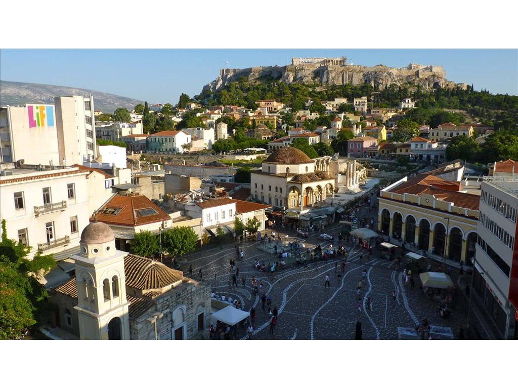 Athens, Plaka and Monastiraki - 1