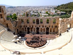 10_The-Odeon-of-Herodes-Atticus---theatre-in-Athens,-Greece