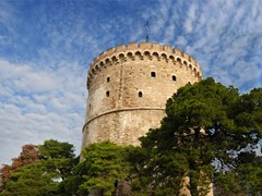 02_White Tower Thessaloniki, Greece