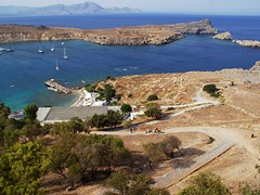 41_Haven-and-bay-on-island-Rhodes,-Greece