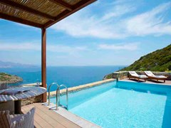 Villa Wellness Two-Bedrooms Sea View Private Pool