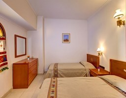 Bomo Macedonian Sun Hotel: Double/Triple