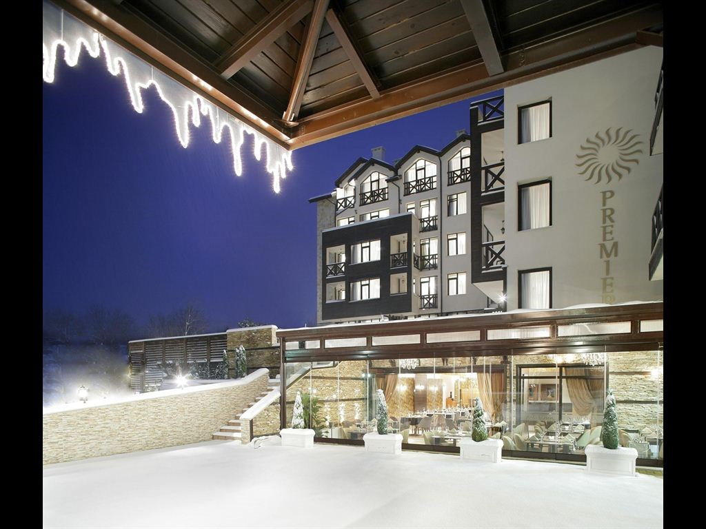 Bomo Premier Luxury Mountain Resort - 2