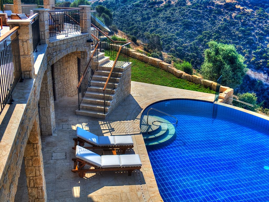 Aphrodite Hills Holiday Residences 5* Villa Ouranos - Mythos/Private Pool Все приведенные фото номеров или схемы размещения являются примерами и могут отличаться.- 2