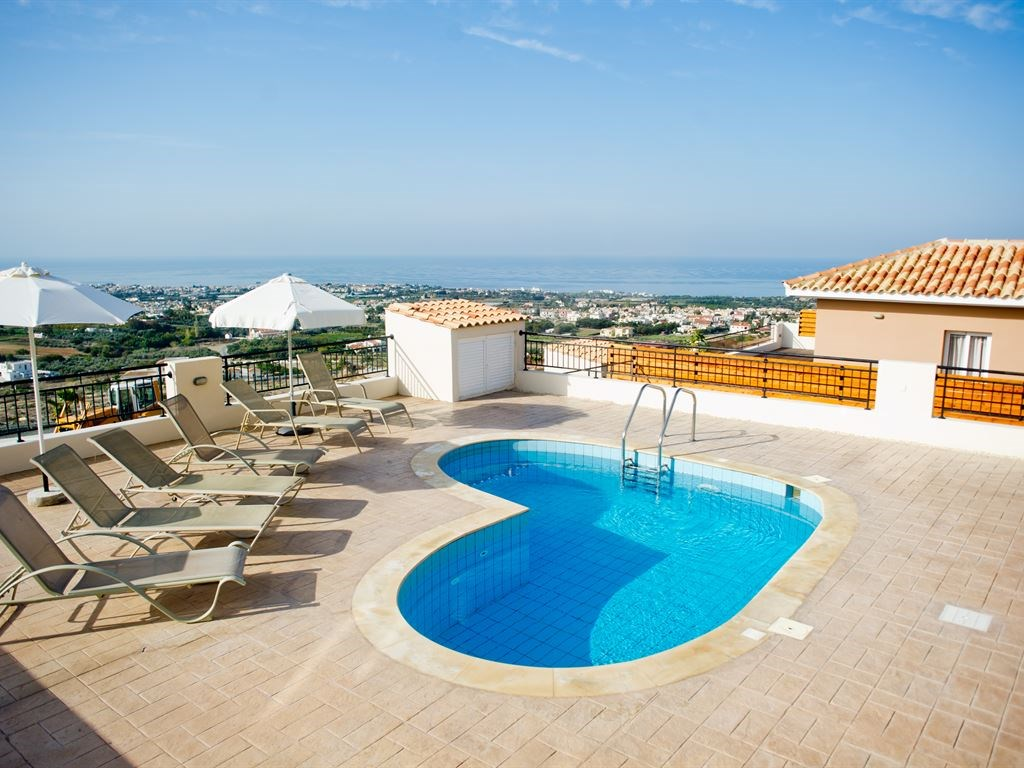 Club St George Hills Resort Апарт-отель 4* Villa 2 Brooms - Sea View Все приведенные фото номеров или схемы размещения являются примерами и могут отличаться.- 1