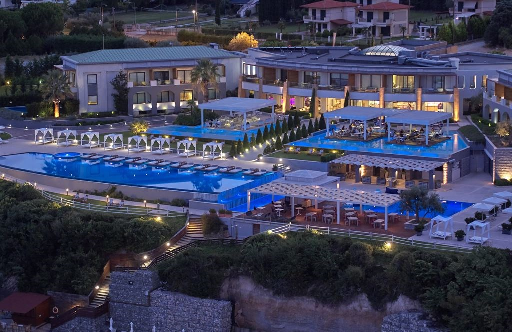Cavo Olympo Luxury Hotel & Spa 5* - 0