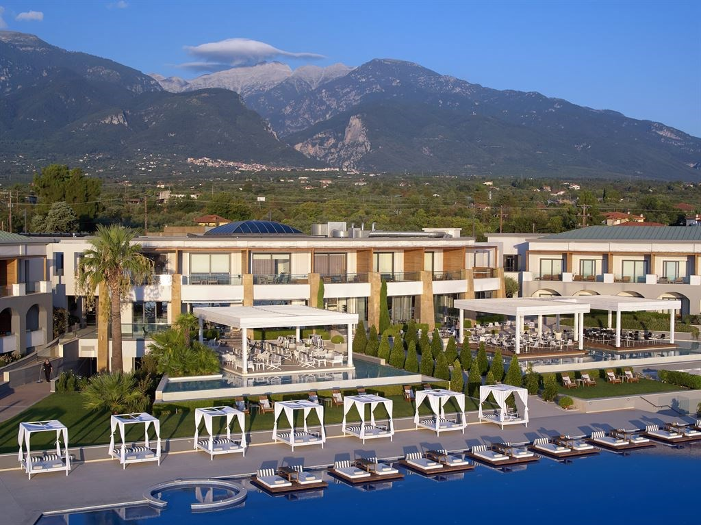 Cavo Olympo Luxury Hotel & Spa 5* - 2