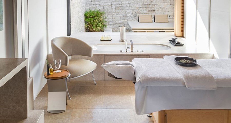 Amanzoe Resort: Spa