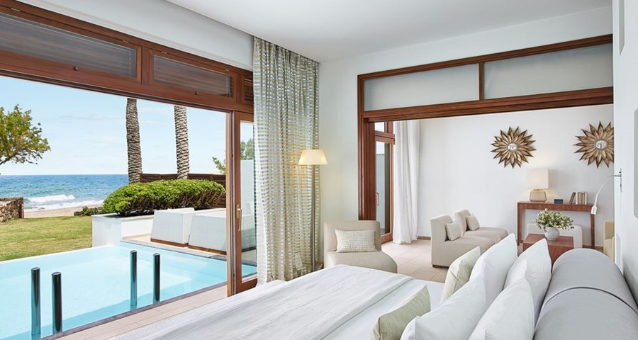 Amirandes Grecotel Exclusive Resort: Grand Beach Residence