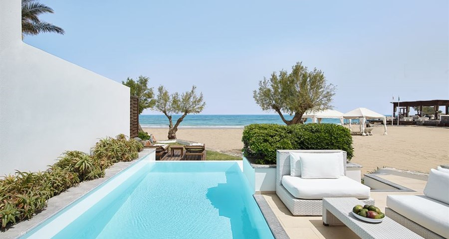 Amirandes Grecotel Exclusive Resort: Creta Beach Villa