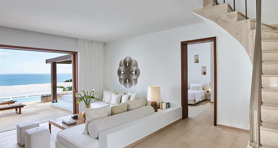 Amirandes Grecotel Exclusive Resort: Royal Villas Residence 2 Levels