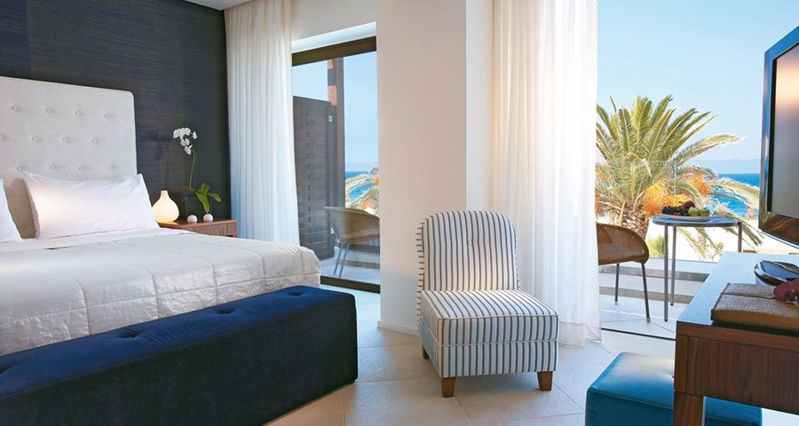 Amirandes Grecotel Exclusive Resort: Superior Guestroom