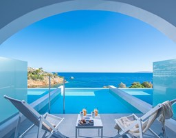 Bomo Peninsula Resort & Spa : Double Superior Private Pool