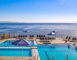 Bomo Peninsula Resort & Spa : Sea Water Pool