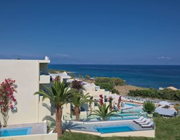 Bomo Rethymno Mare Royal & Water Park: Private Pools