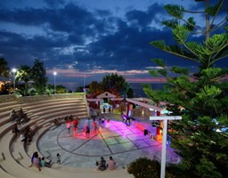 Bomo Rethymno Mare Royal & Water Park: Mini Disco