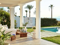 Grecotel Mandola Rosa Aqua Park: 3-Bedroom Beach Villa - photo 27