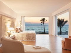 Grecotel Mandola Rosa Aqua Park: Grand Villa 5 Bedroom  on the Beach - photo 22