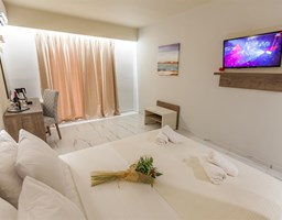 Bomo Rethymno Beach: Room