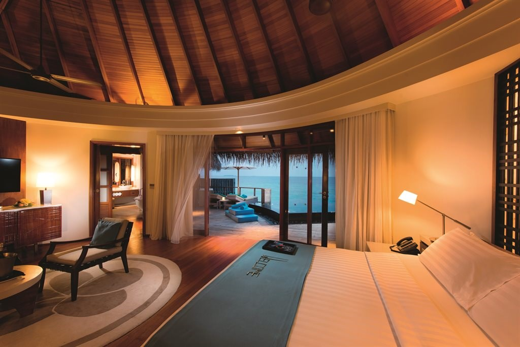Constance Halaveli Resort Maldives - 31