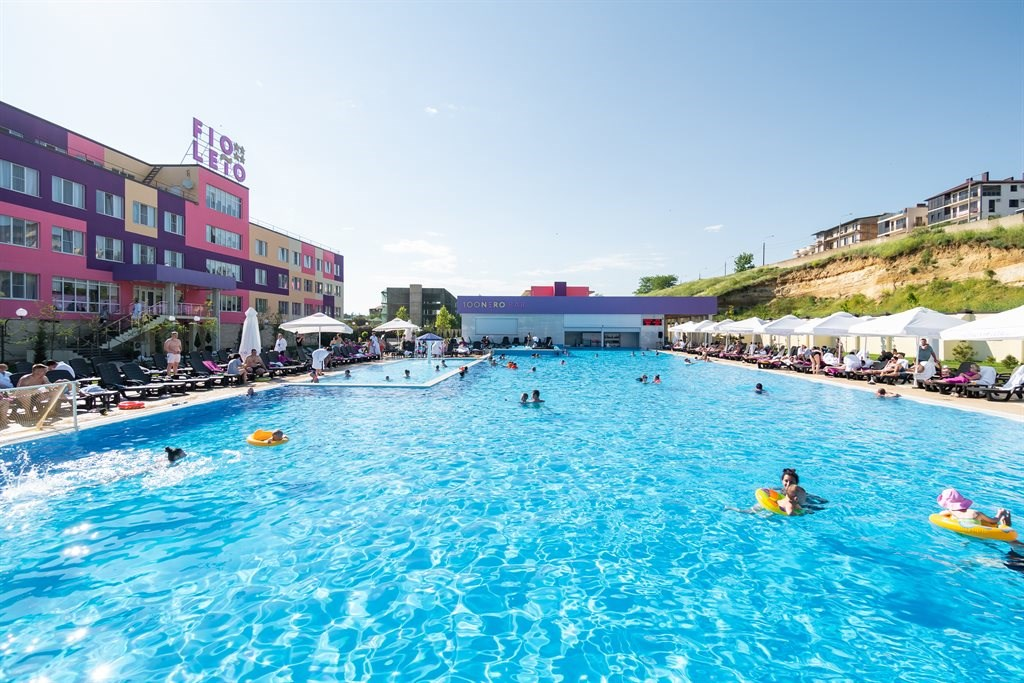 FioLeto Ultra All Inclusive Family Resort in Miracleon  - 4