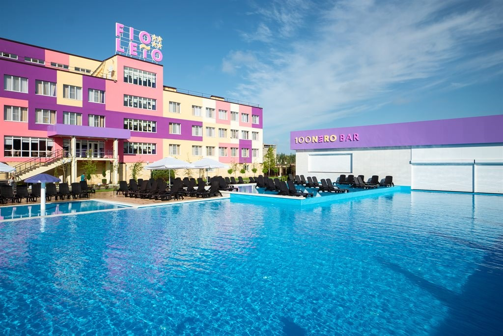 FioLeto Ultra All Inclusive Family Resort in Miracleon  - 3