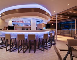 Bomo Palace Hotel: Cafe Bar Enigma