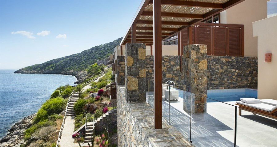 Daios Cove Luxury Resort & Villas : Villa Overview