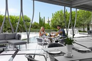 Pomegranate Wellness Spa Hotel: Zeus Main Restaurant Terrace