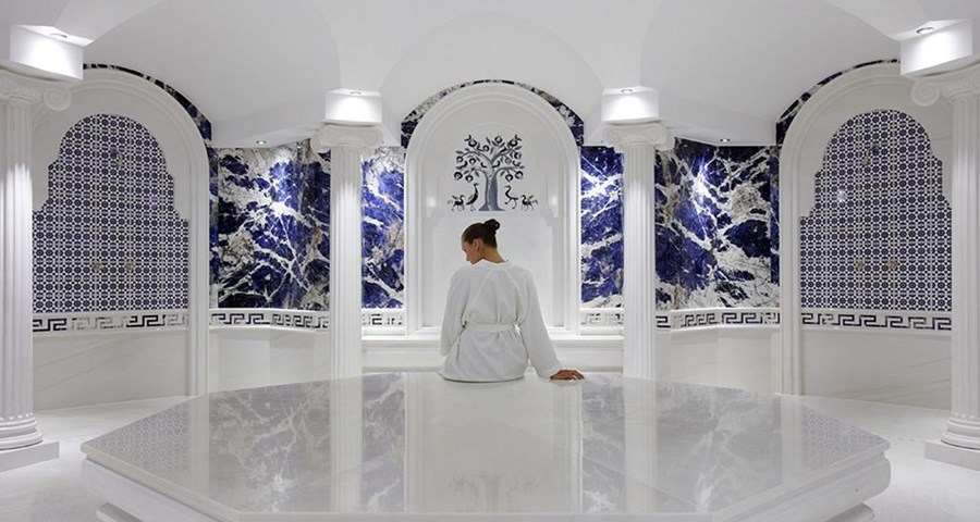Pomegranate Wellness Spa Hotel: Afrodita Roe Spa