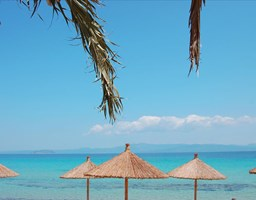 Bomo Chrousso Village Hotel: Beach