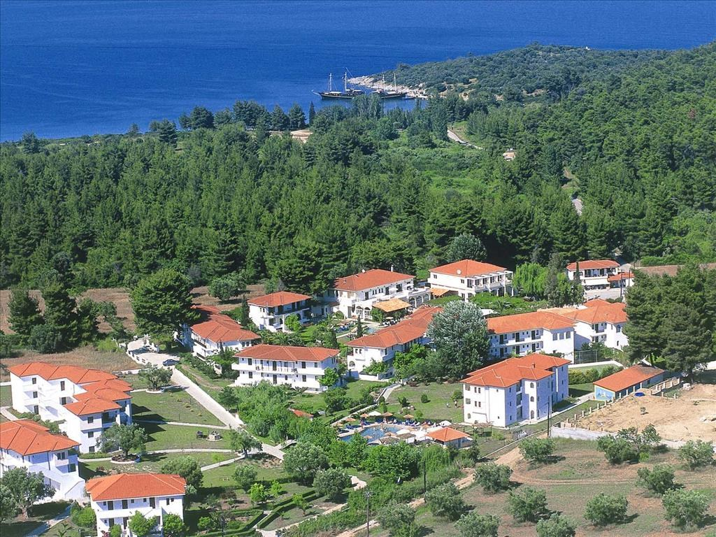 Bomo Chrousso Village Hotel 4* Chrousso Village Hotel airview- 1