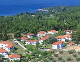 Bomo Chrousso Village Hotel: Chrousso Village Hotel airview