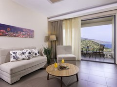 Aeolis Thassos Palace Hotel: Suite - photo 45