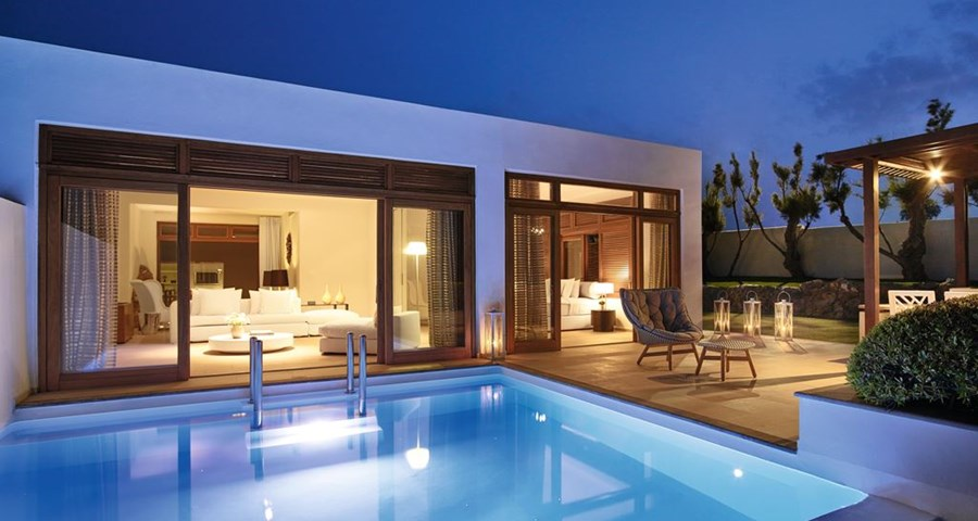 Amirandes Grecotel Exclusive Resort: Royal Residence