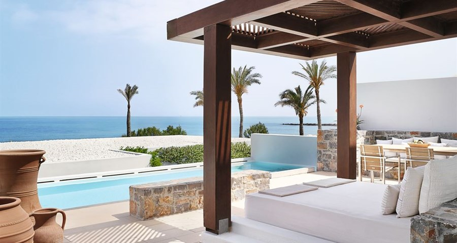 Amirandes Grecotel Exclusive Resort: Royal Villa SV