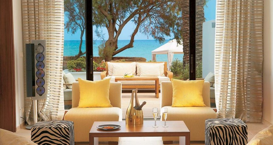 Amirandes Grecotel Exclusive Resort: Junior Presidential Villa