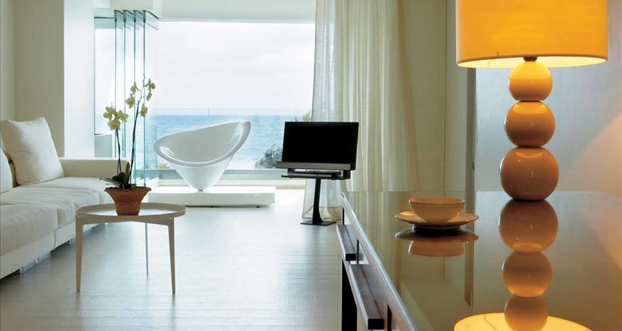 Amirandes Grecotel Exclusive Resort: Luxury Junior Suite