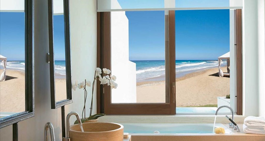 Amirandes Grecotel Exclusive Resort: Beach View Villa