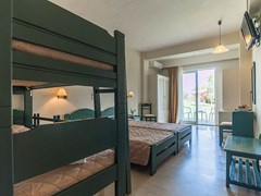 Messonghi Beach Resort: Family  BunkBed - photo 57