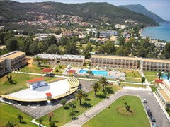 Messonghi Beach Resort: aerial view - photo 8
