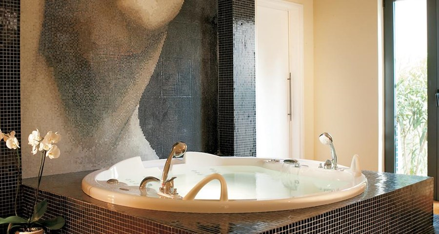 Grecotel Mandola Rosa: Villa Iolas Honeymoon-Private Pool