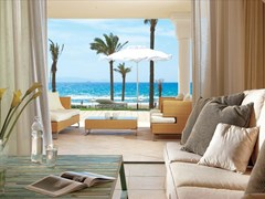 Grecotel Mandola Rosa Aqua Park: Grand Beach Villa - photo 48