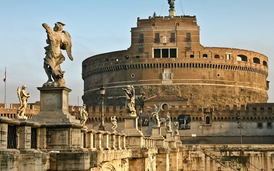 Rome, Castle of the Angels